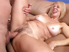 Your Mom's Hairy Pussy 03